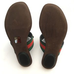 3287cab0d1df0 Gucci Shoes - Gucci Querelle thong sandals Sz 36 new
